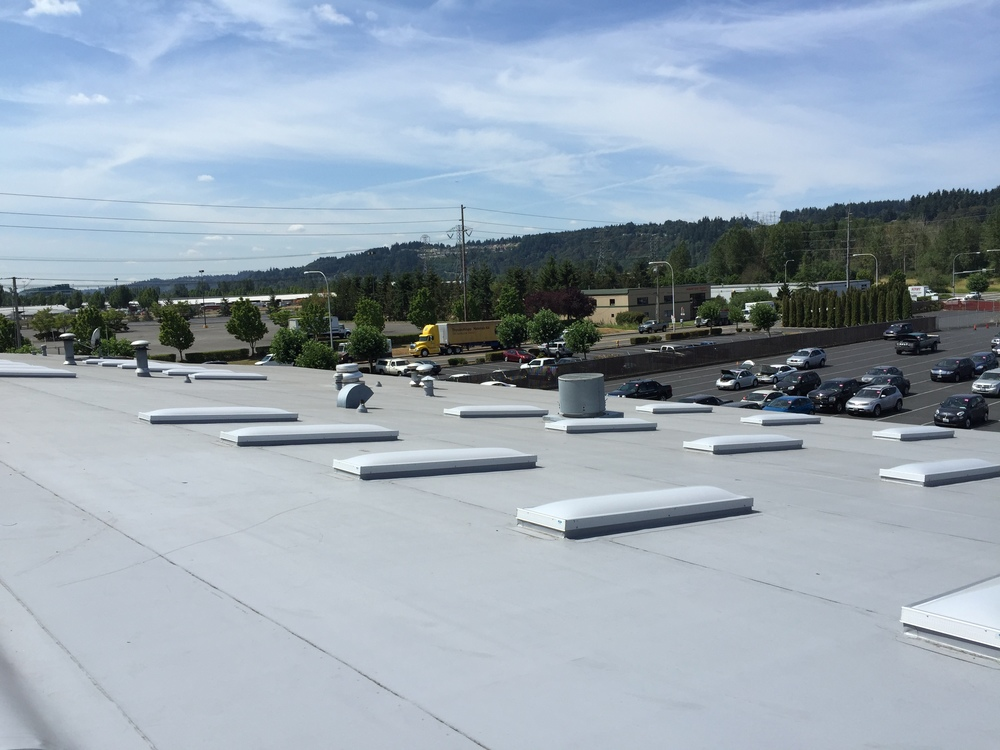 Commercial Roofing Contractor Tacoma WA