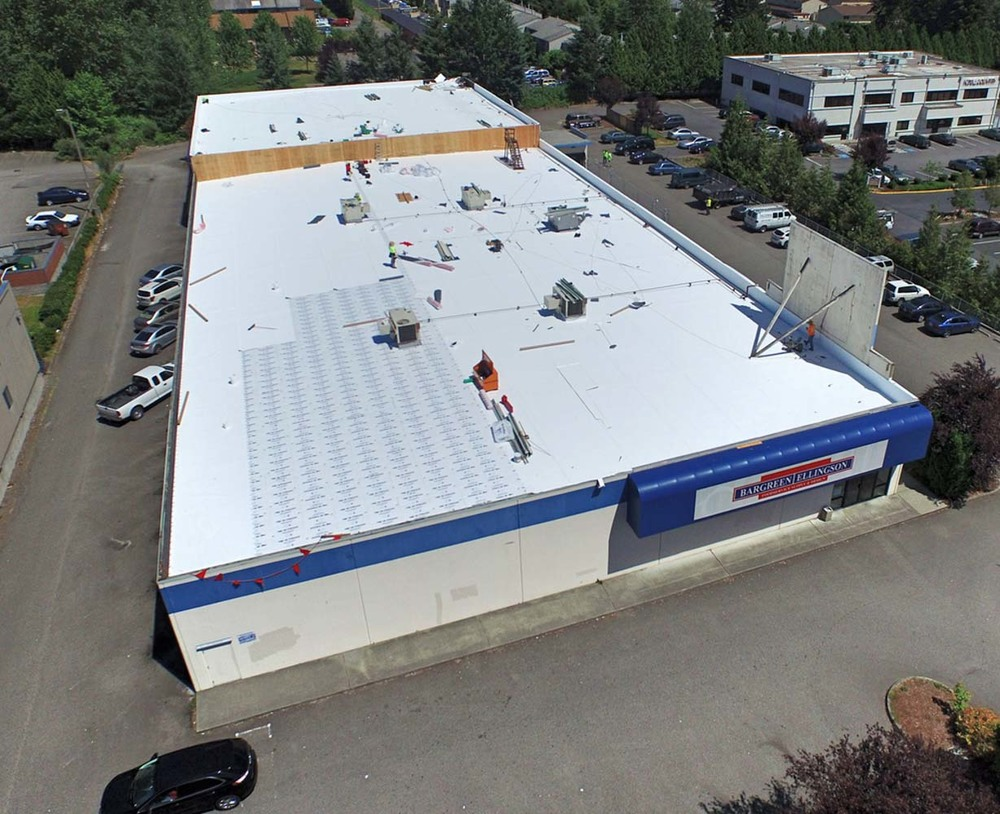 Commercial Roofing Company Tacoma WA