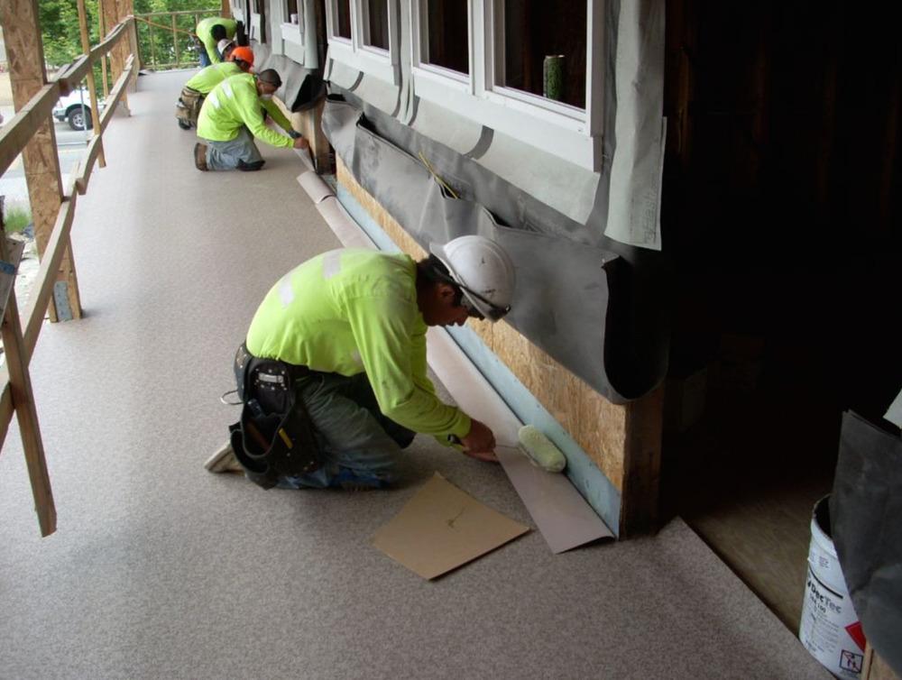 Below Grade Waterproofing Contractor Tacoma WA