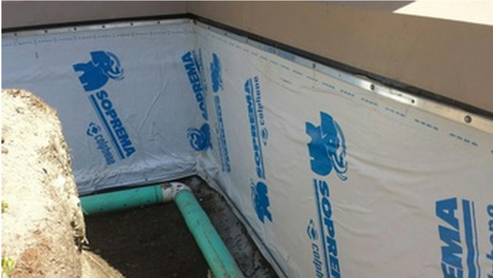Below Grade Waterproofing Contractor Tacoma WA