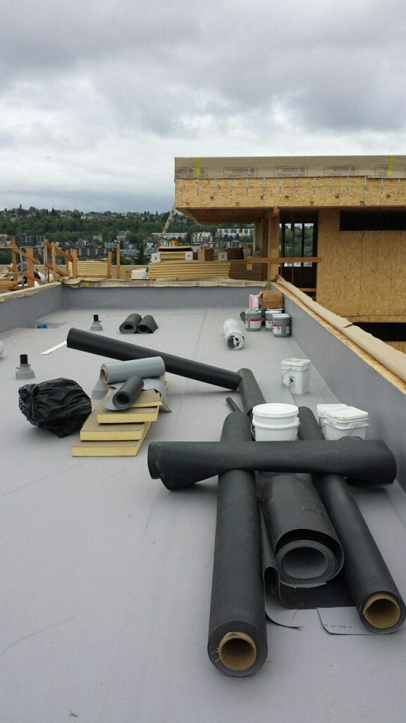 Industrial Roofing Contractor Seattle WA