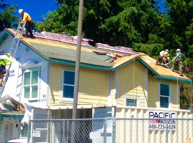 multifamily roofing contractor Tacoma WA