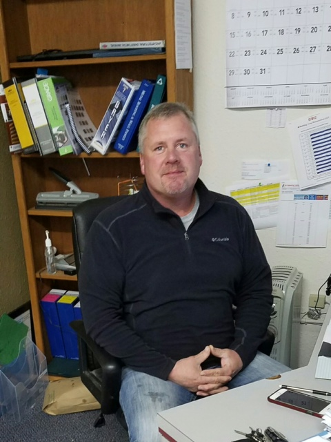 Rich Thompson - Architectural Sheet Metal Operations Manager