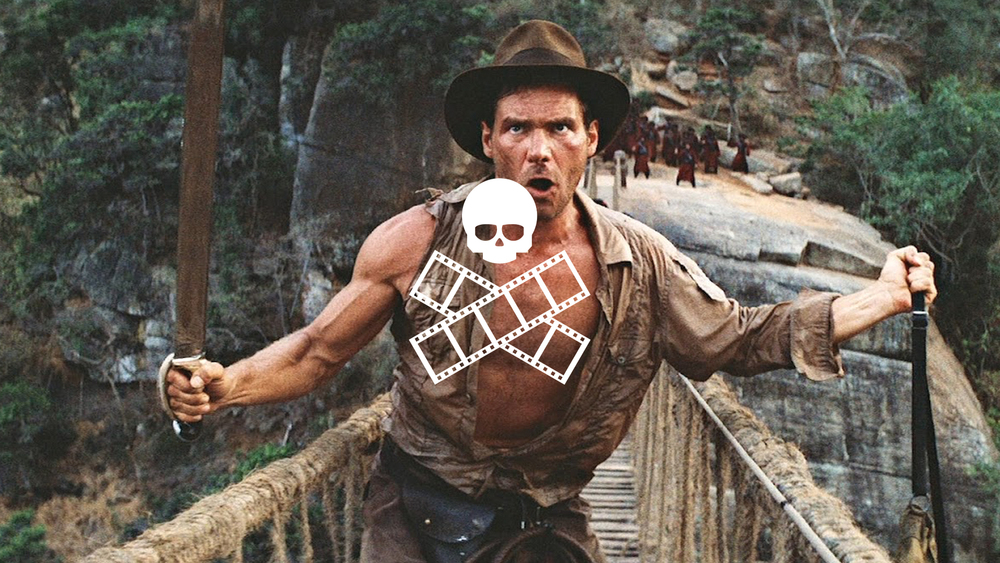 02. Temple of Doom vs. Raiders of the Lost Ark
