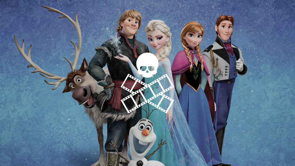 01. Disney's Frozen is Inappropriate