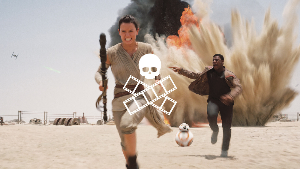 39. Star Wars VII: The Force Awakens