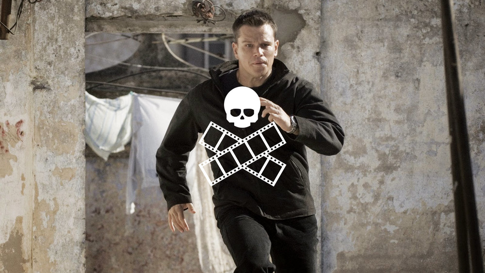 68. The Bourne Trilogy