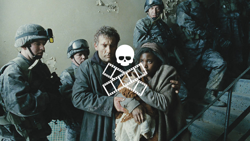 89. Masterpiece Theater: Children Of Men
