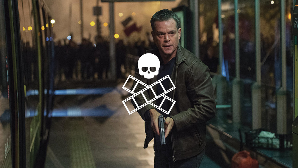 69. Jason Bourne