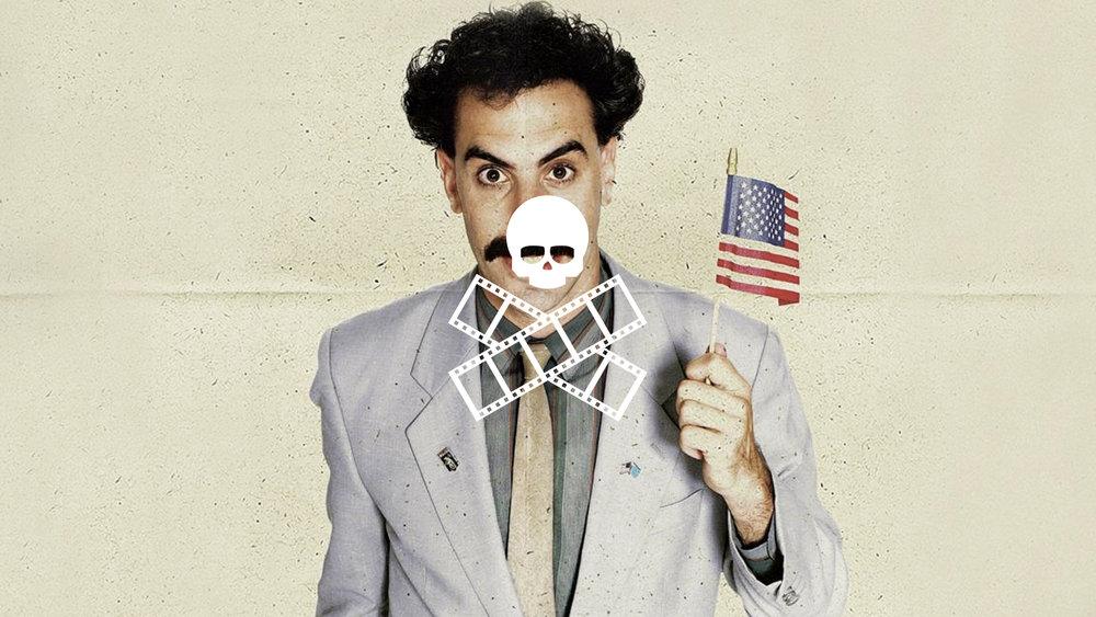 111. First Impressions: Borat!