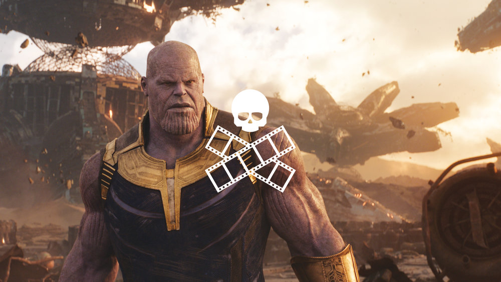123. Avengers: Infinity War