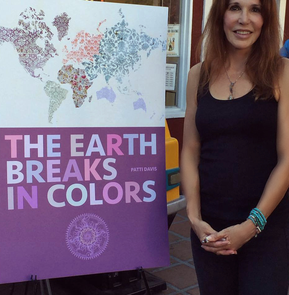 Thanks to all who came out to support Patti at the Brentwood Country Mart in Santa Monica on Sunday.