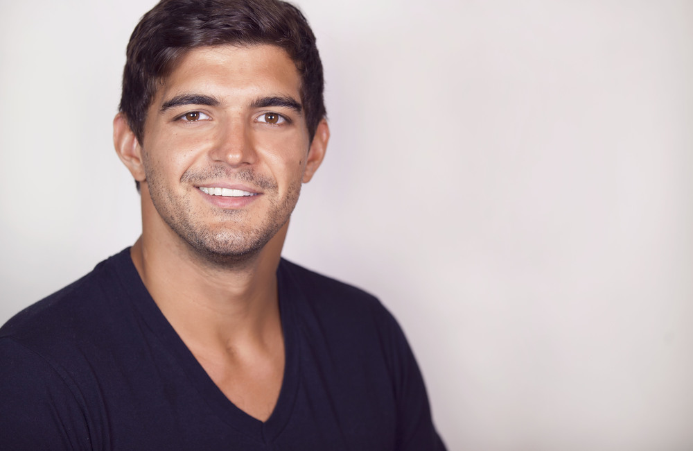 Actor/Comedian Headshot in Los Angeles