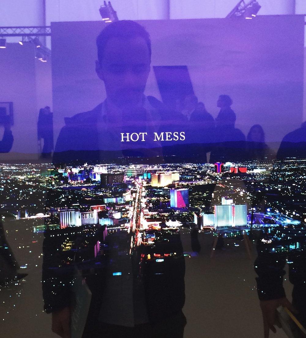 Selfie in Doug Aitken's 'Hot Mess: Aperture Series' 2016