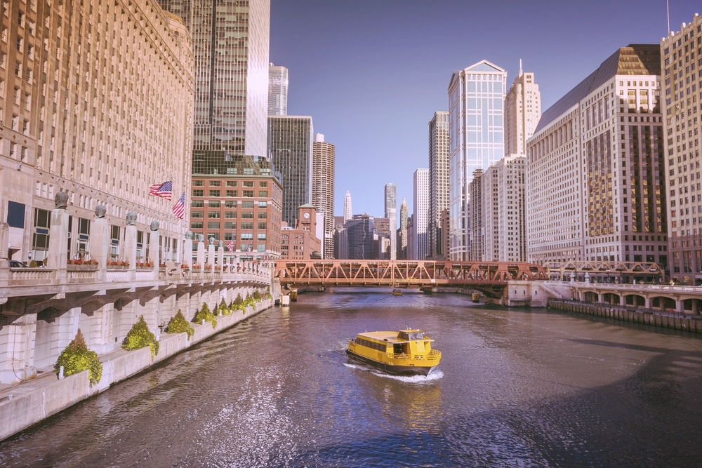 Chicago Water Taxi's