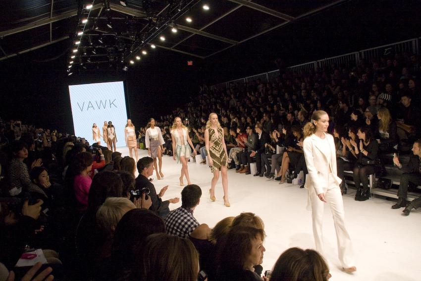 Toronto Fashion Show