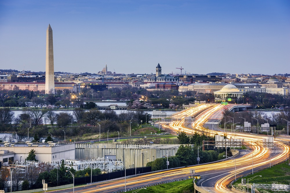 DC Cityscape