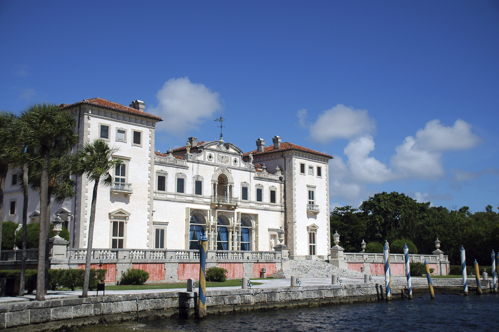Vizcaya Mansion
