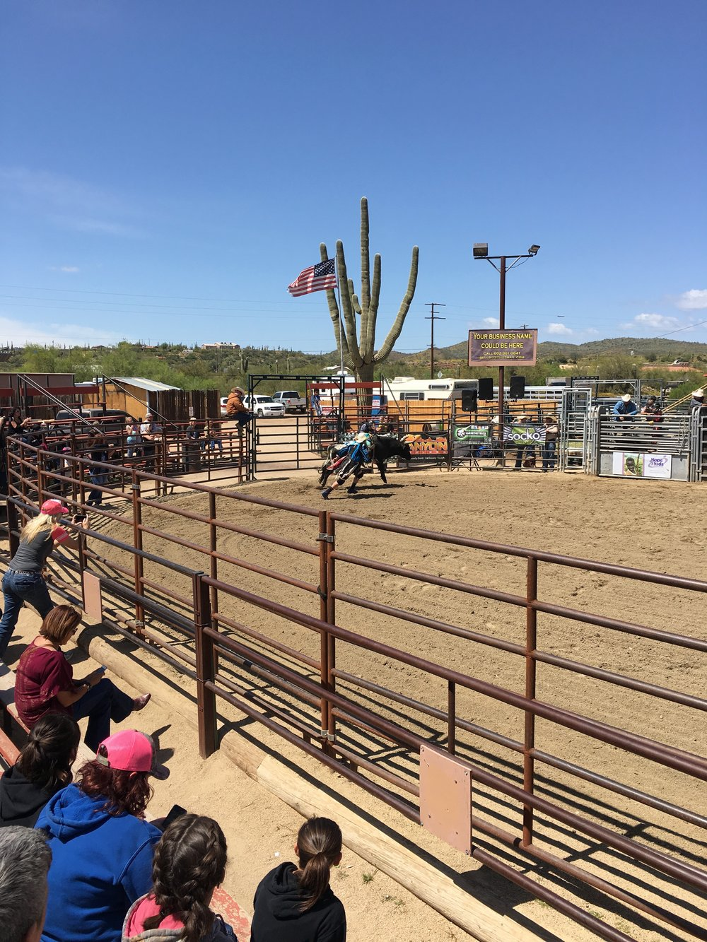 Private Rodeo Show