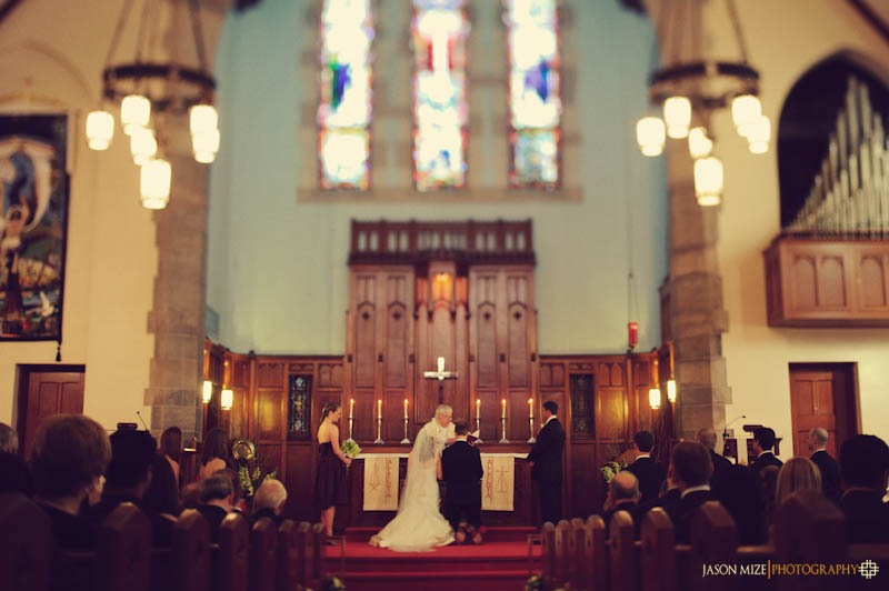 trinity lutheran church wedding photography