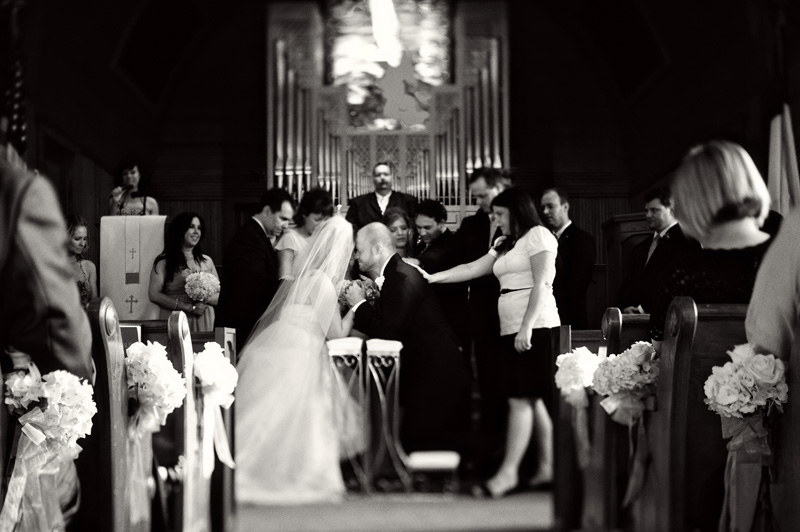 First Presbyterian of Dade City fl: group wedding prayer