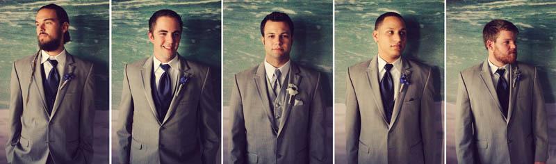 surf groomsmen