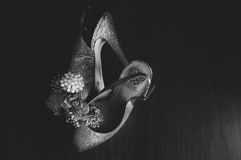 jackson bistro: beautiful weddings shoes