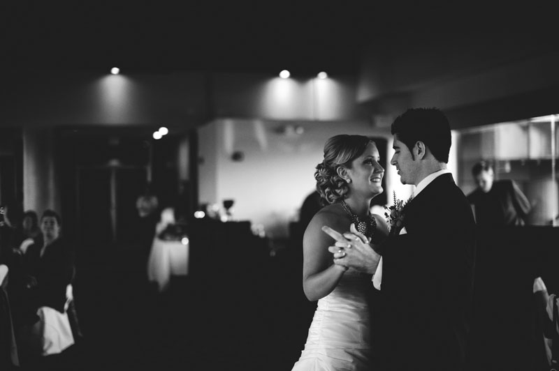 jacksons bistro: first wedding dance