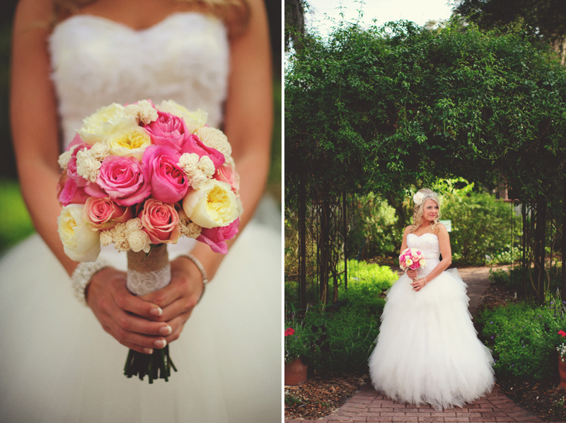 Selby Gardens Wedding: bridal portraits