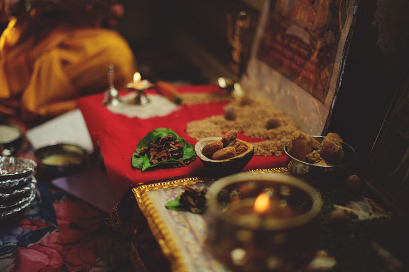 hindu mandap ceremony