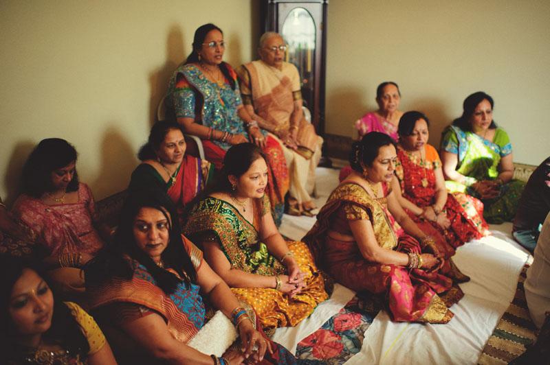 hindu mandap ceremony guest
