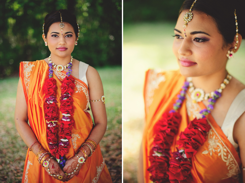 Tampa indian Mandap portraits