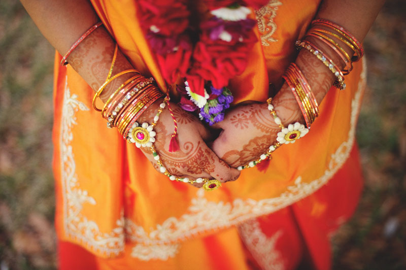 mandap ceremony bracelets