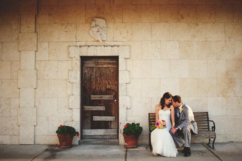 Winter Park Famers Market Wedding Photographer