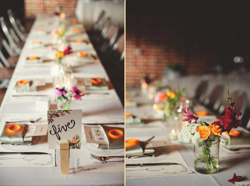 Winter Park Famers Market Wedding: details