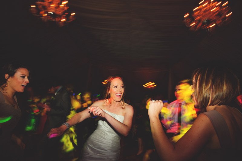 ringling museum wedding: bride dancing