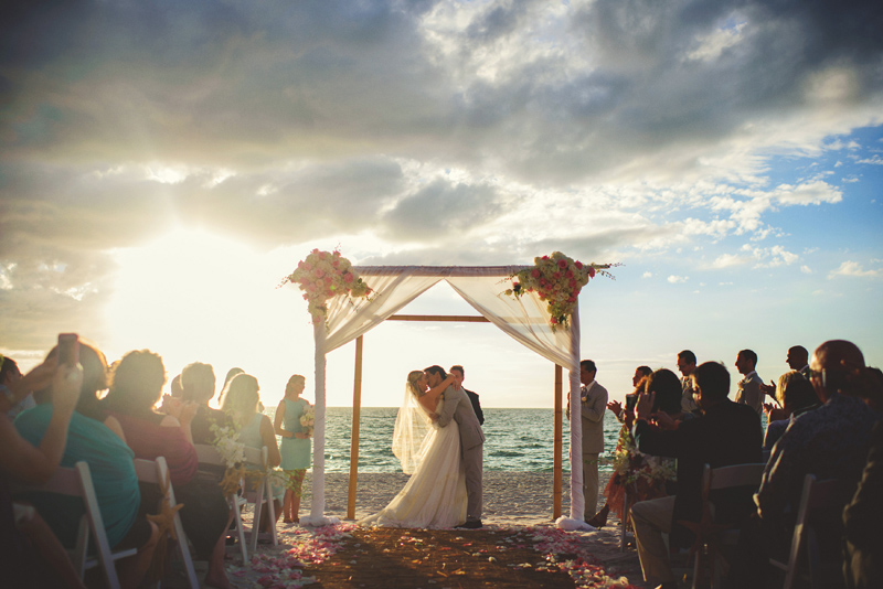 ritz carlton naples beach wedding photography