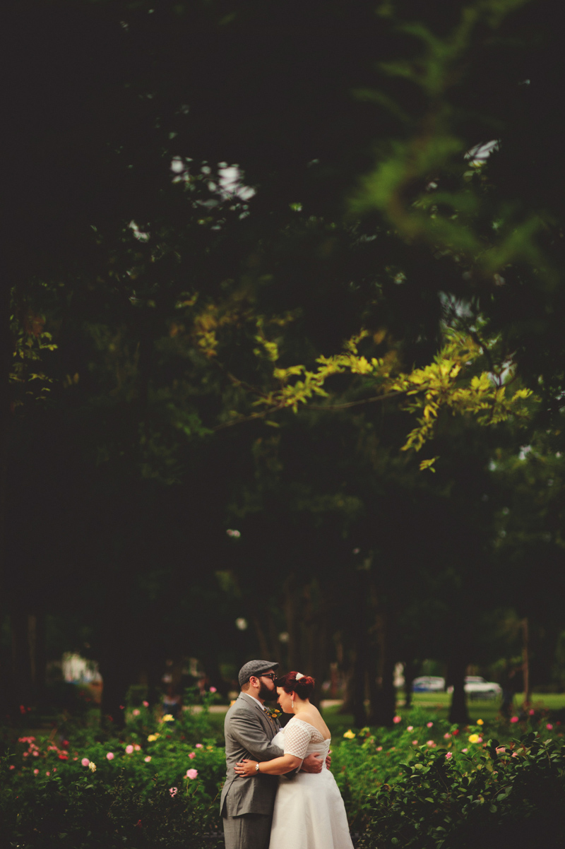 winter park farmers market wedding: intimate moment