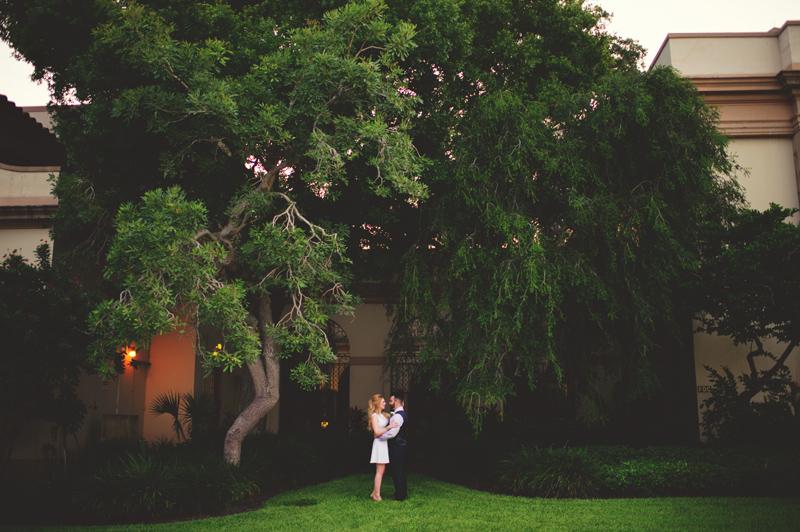 st pete elopement photos
