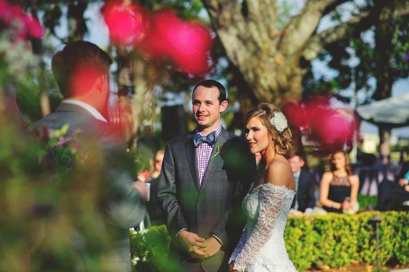 tampa backyard wedding