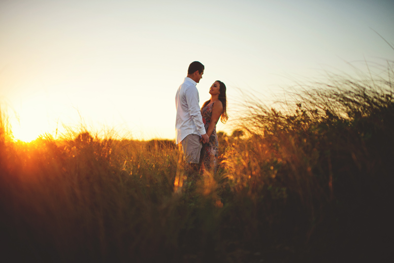 washington oaks state park engagement: hammock dunes
