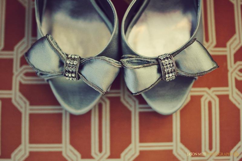 sandpearl wedding: wedding shoes