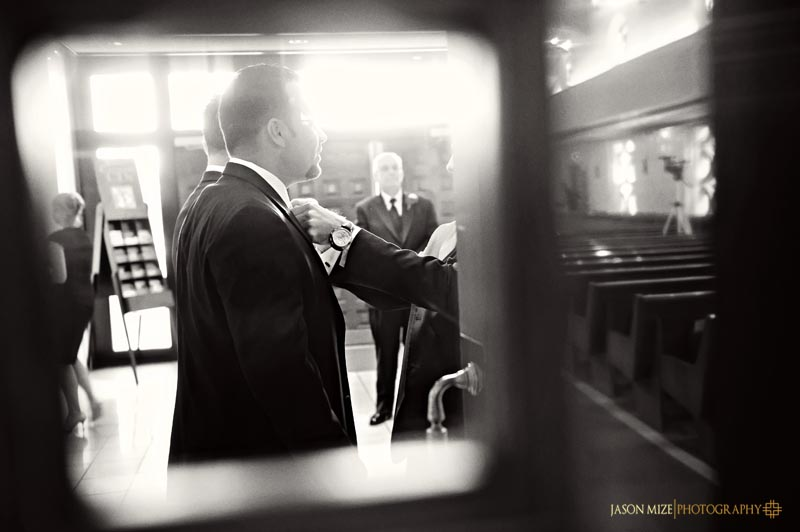 groom church