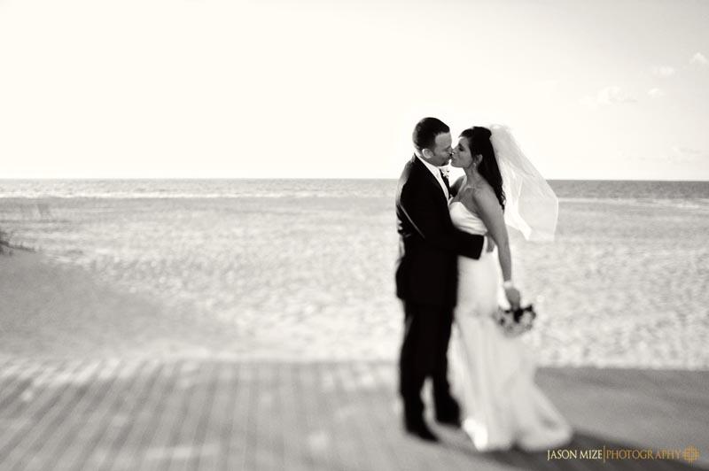sandpearl wedding: wedding portraits