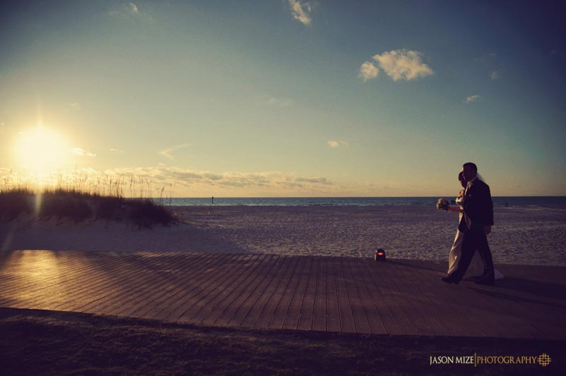 sandpearl wedding: portraits