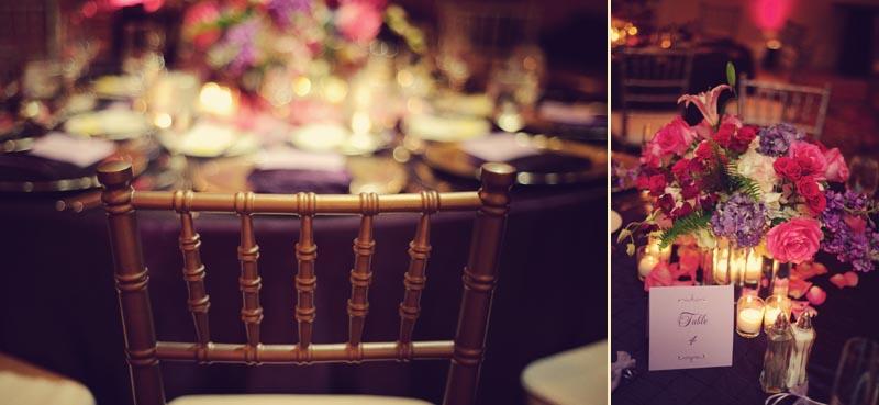 sandpearl wedding: chiavari chairs