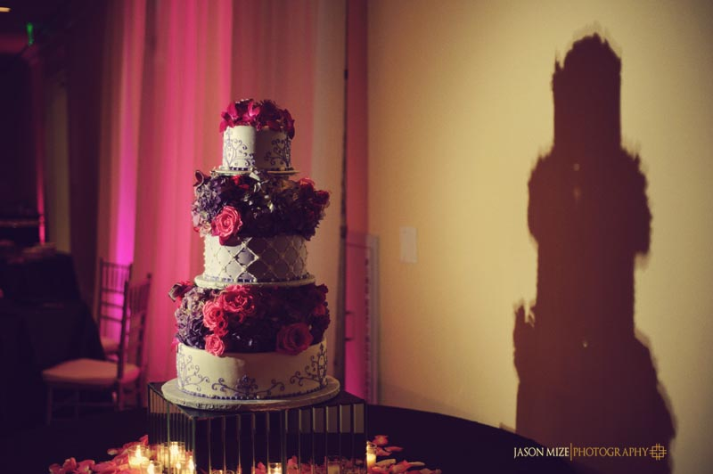 sandpearl wedding: chantilly cakes wedding cake
