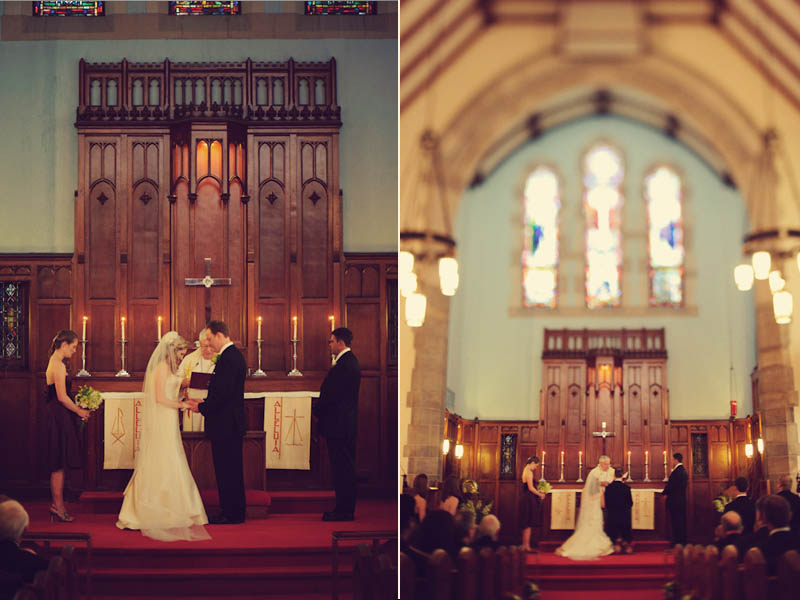 trinity lutheran church wedding photographer