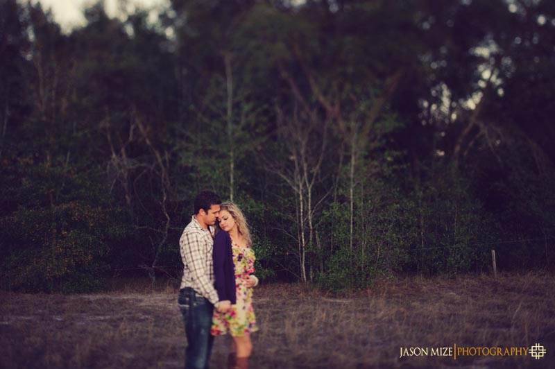 field engagement photography