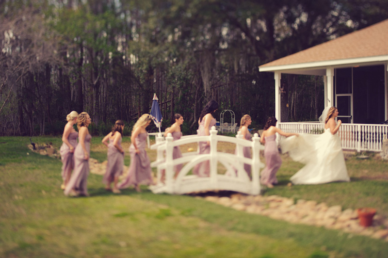 bridesmaids bridge